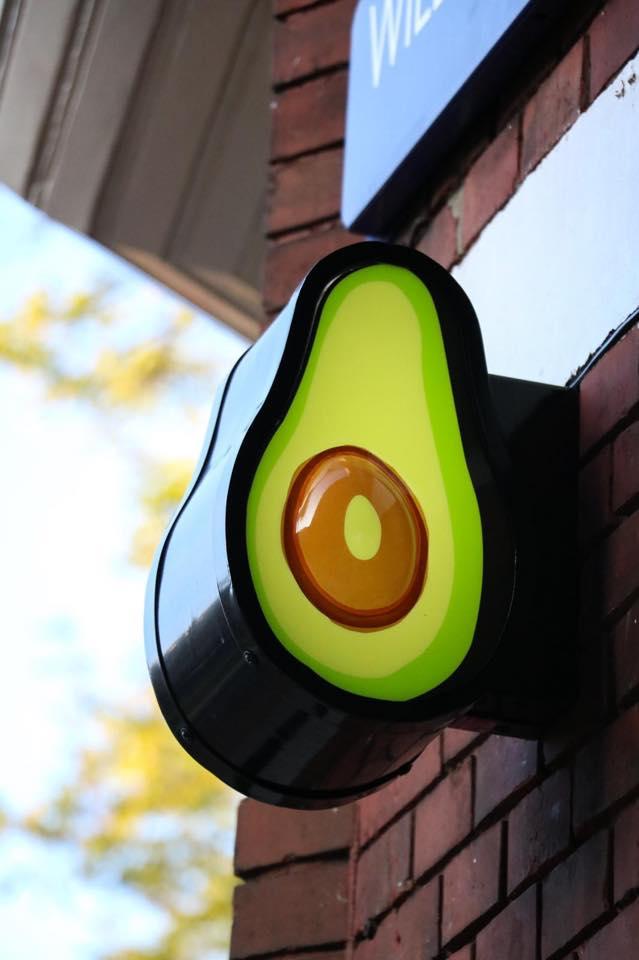 avocadoshow lichtbak amsterdam