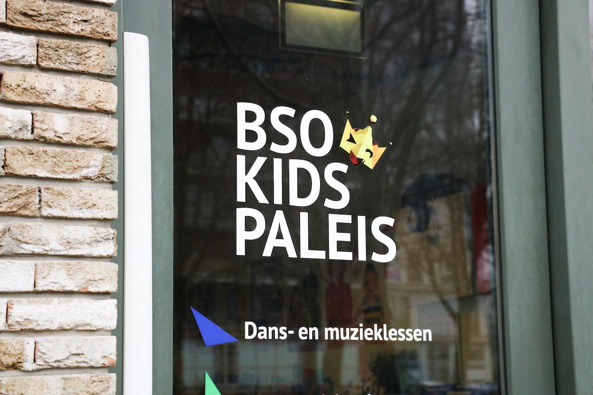 BSO Kids Paleis - Belettering2