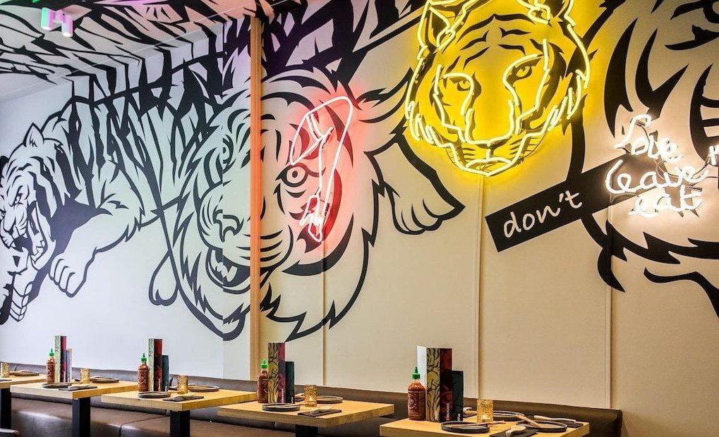 Neon tijger (project)